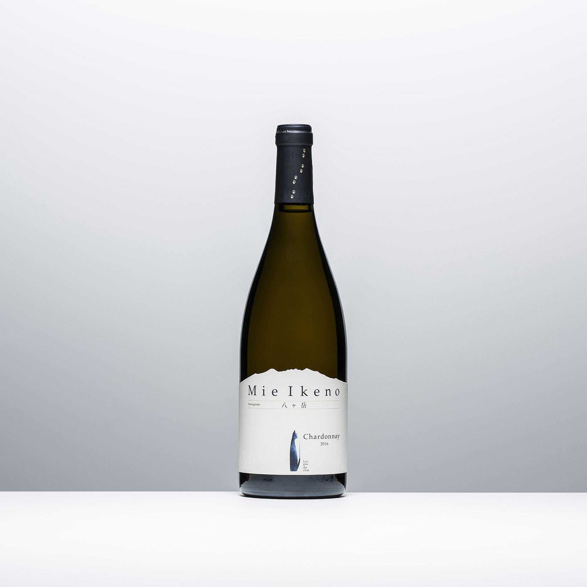Mie Ikeno, Chardonnay 2016