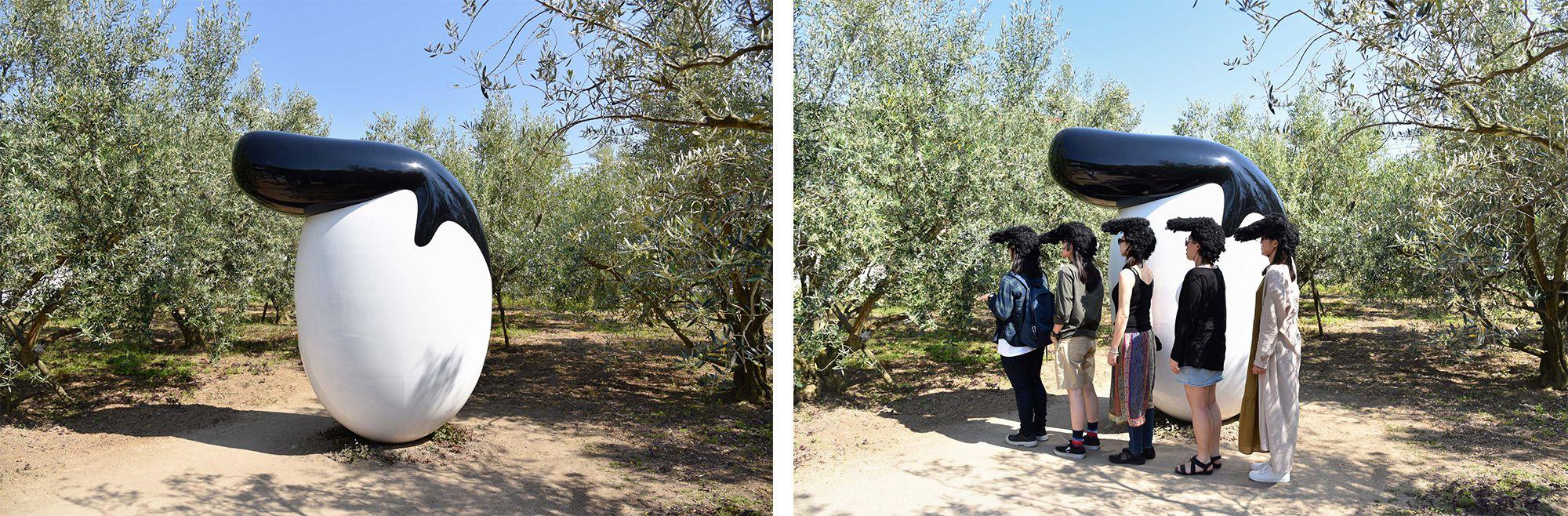 橄欖的大背頭」清水久和(日本)