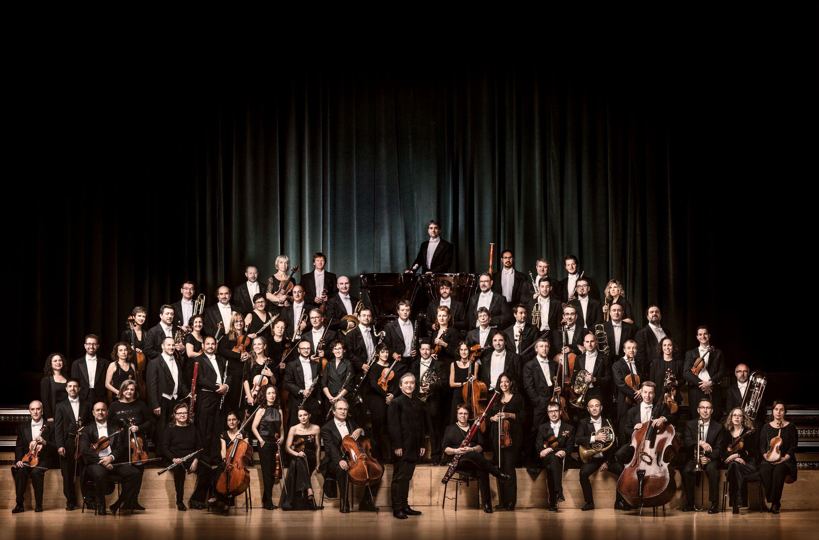 バルセロナ交響楽団©May Zircus