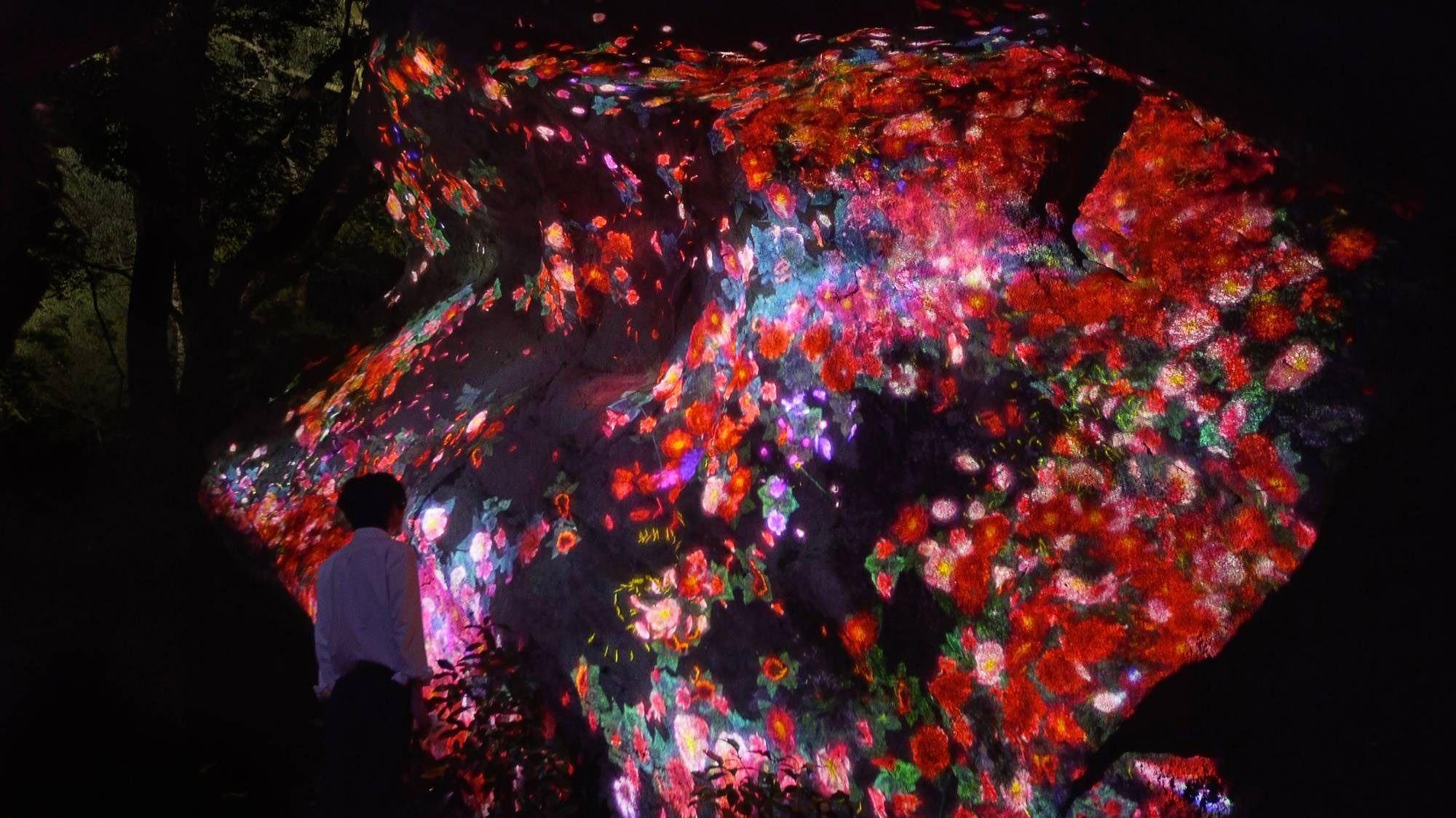 増殖する生命の巨石 / Ever Blossoming Life Rock