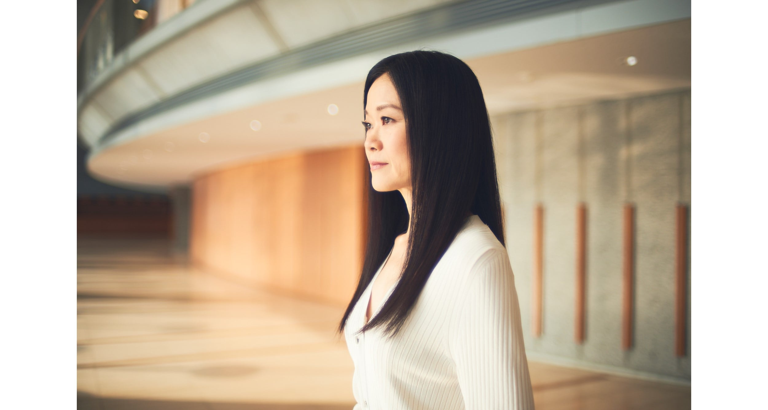 Miyako Yoshida's new curtain is set to rise as the Artistic Director of Ballet & Dance at the New National Theatre Tokyo