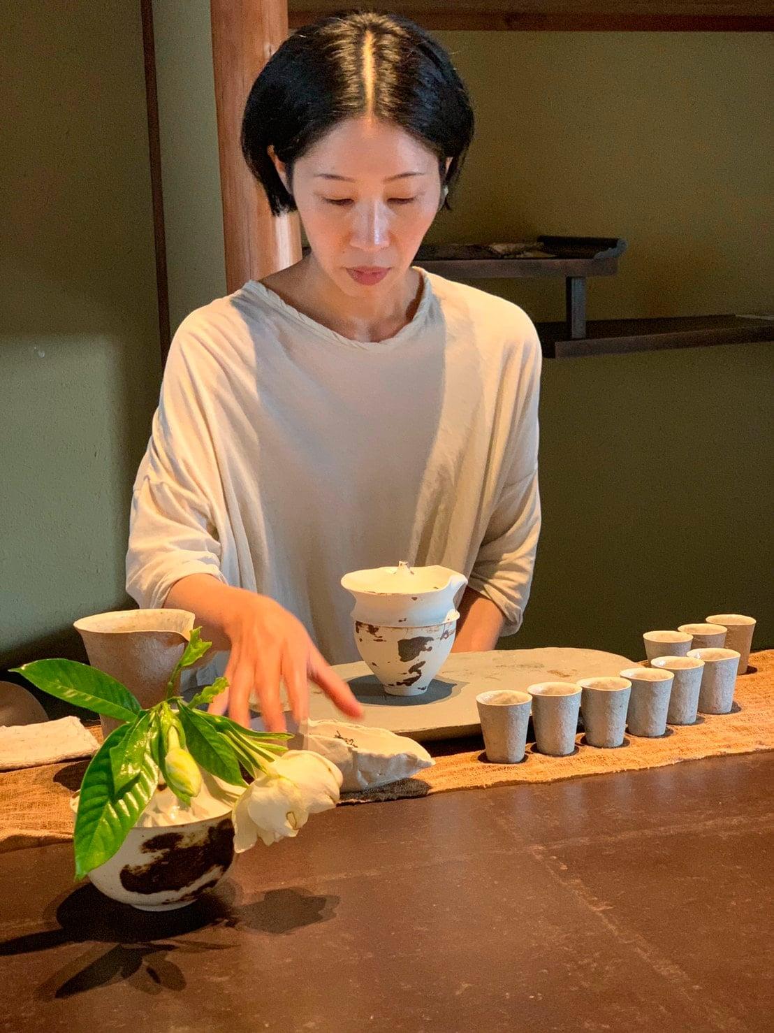 河合和美 Kazumi Kawai