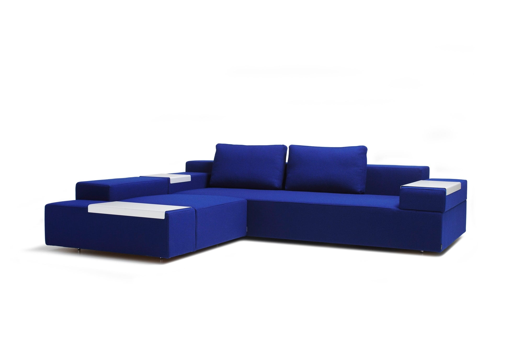 The sofa which Yanagihara designed for the Swedish Furniture Manufacturer, OFFECCT.